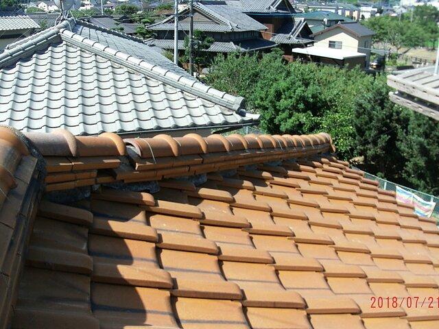 福岡県 大野城市 雨漏り修理