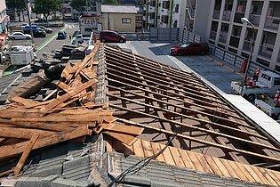 屋根瓦の葺き直し工事とは   福岡市南区の尾籠瓦工業のイメージ
